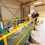 New automated effluent treatment plant
