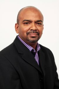 Mervyn Naidoo, newly-appointed CEO of ACTOM