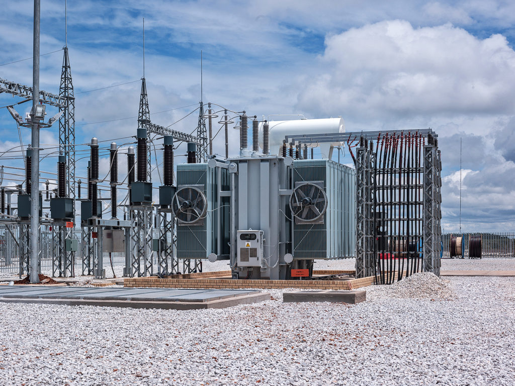 Power Transformers – Actom Head Office